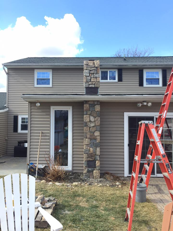 Chimney Stone Work – Flanders NJ
