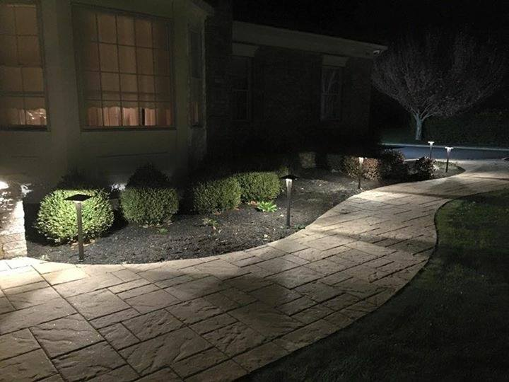Paver Entrance Walkway Design – Chester NJ